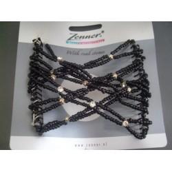 Clama bijuterie cu margele si cristale